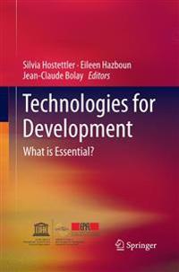 Technologies for Development