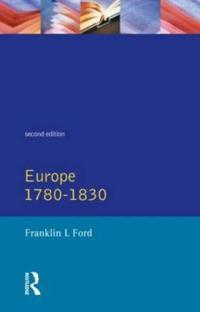 Europe 1780 - 1830