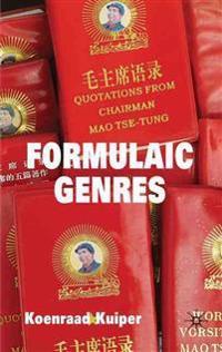 Formulaic Genres