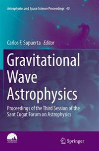 Gravitational Wave Astrophysics