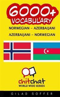 6000+ Norwegian - Azerbaijani Azerbaijani - Norwegian Vocabulary