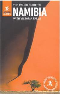 The Rough Guide to Namibia With Victoria Falls