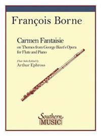 Carmen Fantaisie: Flute