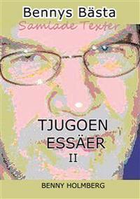 Tjugoen essäer II - Benny Holmberg pdf epub