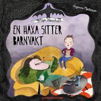 Maja Stormhatt 1 - En häxa sitter barnvakt av Suzanne Mortensen