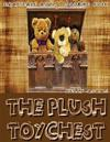 The Plush Toychest Grayscale Adult Coloring Book Vol.2: Grayscale Adult Coloring Books (Grayscale Teddy Bears) (Grayscale Coloring Books) (Photo Color