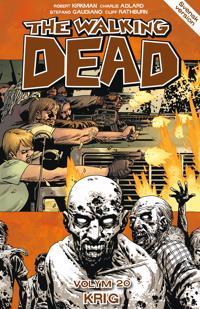 The Walking Dead volym 20. Krig
