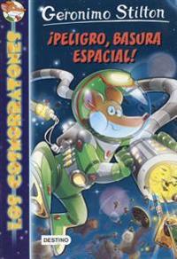 Los Cosmorratones 7. Peligro, Basura Espacial!