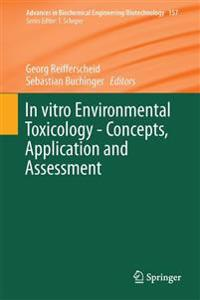 In Vitro Environmental Toxicology