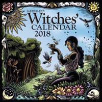 Llewellyn's Witches' 2018 Calendar