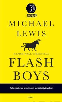 Flash boys : kapina Wall Streetillä