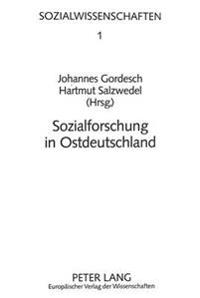 Sozialforschung in Ostdeutschland