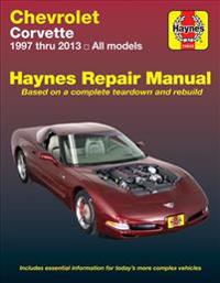 Haynes Chevrolet Corvette Automotive Repair Manual