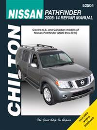 Nissan Pathfinder Automotive Repair Manual