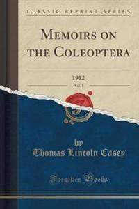 Memoirs on the Coleoptera, Vol. 3
