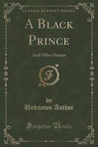 A Black Prince