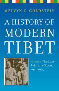 History of Modern Tibet, volume 2