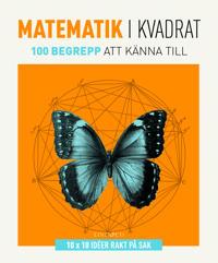 Matematik i kvadrat : 100 begrepp att känna till