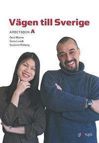 Vägen till Sverige A, arbetsbok, 2:a uppl