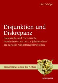 Disjunktion und Diskrepanz