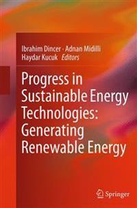 Progress in Sustainable Energy Technologies