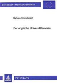 Der Englische Universitaetsroman