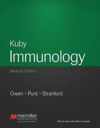 Kuby immunology - international edition