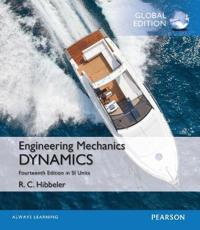 Engineering Mechanics: Dynamics plus MasteringEngineering with Pearson eText plus Study Pack, SI Edition