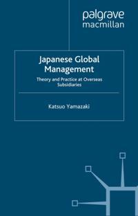 Japanese Global Management