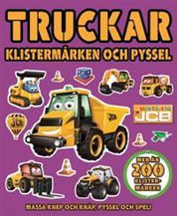 JCB: Truckar - klistermärken och pyssel