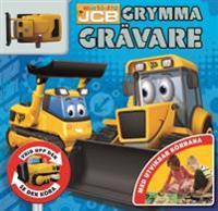 JCB: Grymma grävare – med leksak