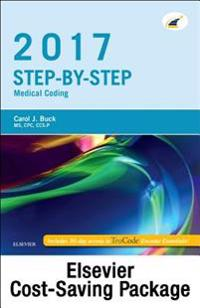 Medical Coding Online for Step-By-Step Medical Coding, 2017 Edition (Access Code and Textbook Package)
