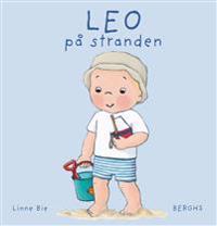 Leo på stranden