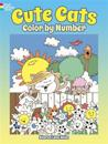 Cute Cats Color by Number