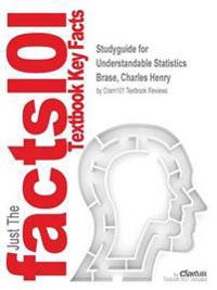 Studyguide for Understandable Statistics by Brase, Charles Henry, ISBN 9781337384148