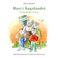 Maxi i Ängslandet: En kattflickas äventyr