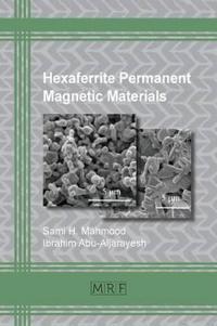 Hexaferrite Permanent Magnetic Materials