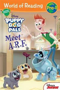 Puppy Dog Pals Meet A.R.F.