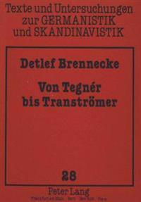Von Tegner Bis Transtroemer