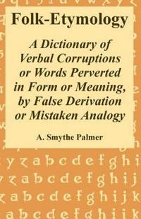 Folk-Etymology