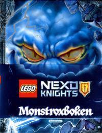 Lego Nexo Knights Monstroxboken