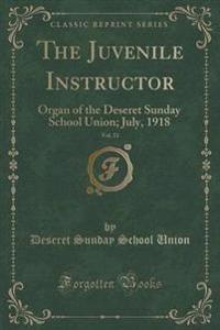 The Juvenile Instructor, Vol. 53