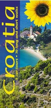 Croatia - 9 car tours, 70 long and short walks