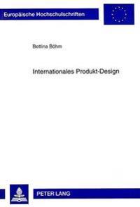 Internationales Produkt-Design