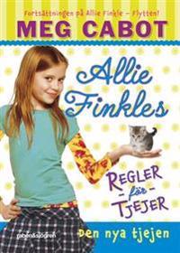 Allie Finkles regler för tjejer. Den nya tjejen