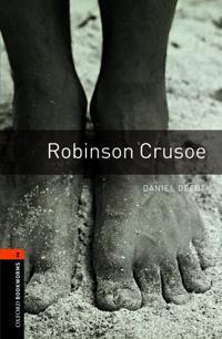 Oxford Bookworms Library: Level 2:: Robinson Crusoe