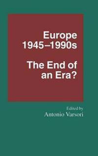 Europe 1945-1990s