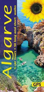 Algarve - 5 car tours, 50 long and short walks