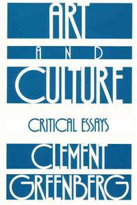Art and Culture Critical Essays
