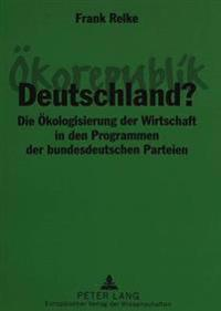 Oekorepublik Deutschland?